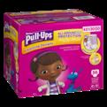 Huggies Pull-Ups Training Pants Learning Designs 4T-5T Girls 56CT