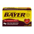 Bayer Aspirin 325mg Tablets 100CT