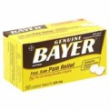 Bayer Aspirin 325mg Tablets 50CT