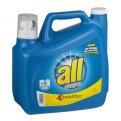 All Ultra Liquid Laundry Detergent Regular 2x Concentrate 150oz. BTL