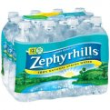 Zephyrhills Spring Water 12 Pack of 16.9oz. Bottles