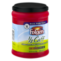 Folgers Coffee Half Caff Classic Roast Medium 10.8oz Can or Brick