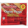 Gwaltney Chicken Hot Dogs 8CT PKG