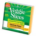 Veggie Slices Soy Based American Slices 12CT 7.3oz PKG
