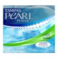 Tampax Pearl Tampons Super Absorbency w Plastic Applicator Unscented 36CT