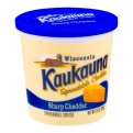 Kaukauna Spreadable Sharp Cheddar Cheese 12.6oz PKG