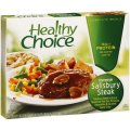 Healthy Choice Salisbury Steak Dinner 12.5oz PKG