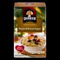 Quaker Instant Oatmeal Maple & Brown Sugar 10PK 15.1oz Box