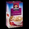 Quaker Instant Oatmeal Raisin Date & Walnut 10PK 13oz Box