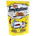 Whiskas Temptations Cat Treats Tasty Chicken 3oz Bag