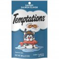 Whiskas Temptations Cat Treats Hearty Savory Salmon 3oz Bag