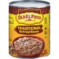 Old El Paso Refried Beans Traditional 16oz Can
