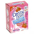 Crystal Light On The Go Packets Raspberry Ice 10CT PKG