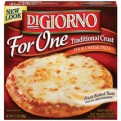 DiGiorno For One Traditional Crust Four Cheese 9.2oz Box