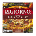 DiGiorno Rising Crust Pizza Three Meats 29.8oz Box
