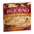 DiGiorno Thin Crust Four Cheese Pizza 23oz Box