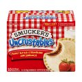 Smucker's Uncustables Peanut Butter and Strawberry Jam 10CT