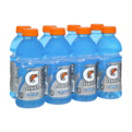 Gatorade Cool Blue 8PK of 20oz BTLS