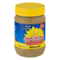 Sunbutter Sunflower Butter Natural Creamy 16oz Jar