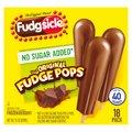Fudgsicle No Sugar Added 20CT of 1.75oz EA 35oz Box