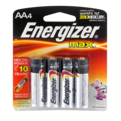 Energizer Max Batteries Size AA 4CT