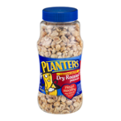 Planters Peanuts Dry Roasted Lightly Salted 16oz Jar