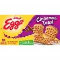 Eggo Waffles Cinnamon Toast 10 Sets of 4-10.75oz Box
