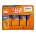 Lance Toast Chee Crackers 8CT 12.1oz PKG