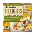 Jimmy Dean Delights Breakfast Bowl Turkey Sausage 7oz PKG