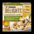 Jimmy Dean Delights Breakfast Bowl Turkey Sausage 7oz PKG