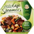 Healthy Choice Cafe Steamers Roasted Beef Merlot 10oz PKG