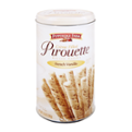Pepperidge Farm Creme Filled Pirouette Rolled Wafers French Vanilla 13.5oz Tin