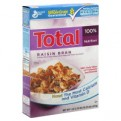 General Mills Total Raisin Bran Cereal 18.25oz Box