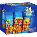 Planters Nuts on the Go 24CT Variety Pack of 2oz Bags