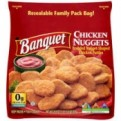 Banquet Chicken Nuggets 26.5oz Bag
