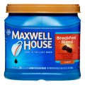 Maxwell House Ground Coffee Breakfast Blend Mild 29.3oz Can