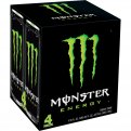 Monster Energy Drink 4PK of 16oz Cans