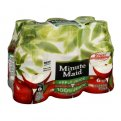 Minute Maid Apple 100% Juice From Concentrate 6PK of 10oz BTLS