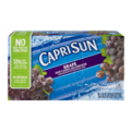 Capri Sun Beverage Grape 10CT of 6oz EA