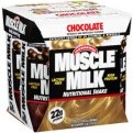 Muscle Milk Nutritional Shake Chocolate 4PK 11oz EA