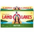 Land O Lakes Butter Salted Sticks 4 Quarters 1LB Box