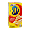 Nabisco Handi Snacks Ritz Crackers 'n Cheese Dip 15CT 14.25oz PKG