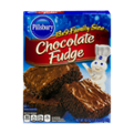 Pillsbury Chocolate Fudge Brownie Mix Family Size 18.4oz Box