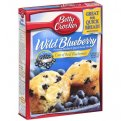 General Mills Betty Crocker Wild Blueberry Premium Muffin & Quick Bread Mix 16.9oz Box
