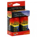 Living Essentials 5-Hour Energy Drink Berry 2PK of 2oz BTLS
