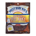 Bridgford Sweet Baby Ray's Beef Jerky Original 3.25oz PKG