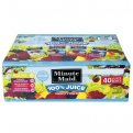 Minute Maid 100% Juice Boxes Variety Pack  6oz EA 40CT