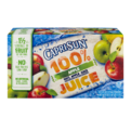 Capri Sun 100% Juice Pouches Apple 10CT 6oz EA 60oz PKG