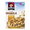 Quaker Simply Granola Oats, Honey & Almonds Cereal 28oz Box