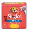 Borden American Cheese Singles 24CT 16oz PKG